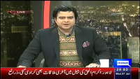 On The Front 7th January 2015 by Kamran Shahid on Wednesday at Dunya News
