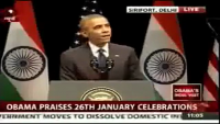 US President Barack Obama Quotes Shah Rukh Khan's 'Senorita' Dialogue From 'DDLJ'