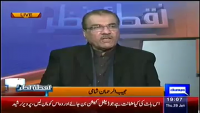Nuqta e Nazar 29th January 2015 by Mujeeb Ur Rehman Shami on Thursday at Dunya News