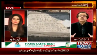 Live With Dr Shahid Masood 1st February 2015 by  on Sunday at News One TV