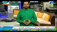 Subh e Pakistan with Dr. Aamir Liaquat Hussain 4th February 2015