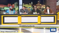 Mazaaq Raat 4th February 2015 by Nauman Ijaz on Wednesday at Dunya News