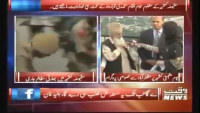 8PM With Fareeha Idrees 5th February 2015 by Fareeha Idrees on Thursday at Waqt News