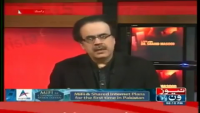 Live With Dr Shahid Masood 7th February 2015 on Saturday at News One TV