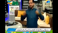 Subh e Pakistan with Dr Aamir Liaquat Hussain 9th February 2015