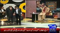 Mazaaq Raat 10th February 2015 by Nauman Ijaz on Tuesday at Dunya News