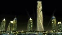 Dubai Rotating Towers Concept