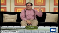 Hasb-e-Haal 15th Feb 2015 by Junaid Saleem, Sohail Ahmed and Najia on Sunday at Dunya News
