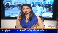 8PM With Fareeha Idrees 19th February 2015 by Fareeha Idrees on Thursday at Waqt News
