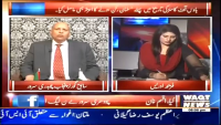 8PM With Fareeha Idrees 20th February 2015 by Fareeha Idrees on Friday at Waqt News