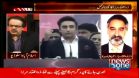 Live With Dr Shahid Masood 20th February 2015 on Friday at News One TV