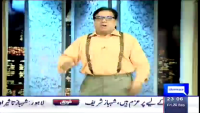 Hasb-e-Haal 20th February 2015 by Junaid Saleem,Sohail Ahmed and Najia on Friday at Dunya News