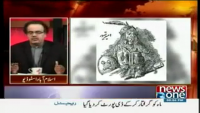Live With Dr Shahid Masood 25th February 2015 on Wednesday at News One TV