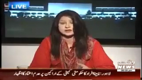 8PM With Fareeha Idrees 2nd March 2015 by Fareeha Idrees on Monday at Waqt News