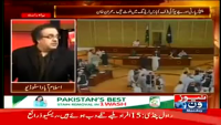Live With Dr Shahid Masood 2nd March 2015 on Monday at News One TV