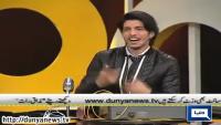 Mazaaq Raat 3rd March 2015 by Nauman Ijaz on Tuesday at Dunya News