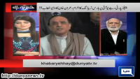 Khabar Ye Hai 3rd March 2015 by Rauf Klasara, Saeed Qazi and Shazia Zeeshan on Tuesday at Dunya News