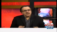 Live With Dr Shahid Masood 7th March 2015 on Saturday at News One TV