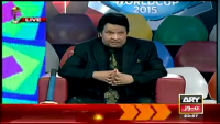 Umer Shairf Copying Dr. Shahid Masood