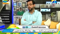 Subh e Pakistan with Dr Aamir Liaquat Hussain 10th March 2015