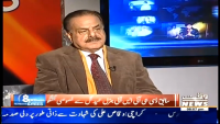 8PM With Fareeha Idrees 11th March 2015 by Fareeha Idrees on Wednesday at Waqt News