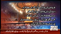 8PM With Fareeha Idrees 16th March 2015 by Fareeha Idrees on Monday at Waqt News