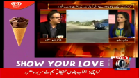 Live With Dr Shahid Masood 16th March 2015 on Monday at News One TV