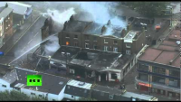 Tottenham Riots: Torched houses, cars in London violence aftermath
