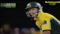 Shane Watson Been Victim To A Pakistan Fast Bowler Before