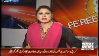 8PM With Fareeha Idrees 25th March 2015 by Fareeha Idrees on Wednesday at Waqt News