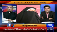 Nuqta e Nazar 25th March 2015 by Mujeeb Ur Rehman Shami on Wednesday at Dunya News