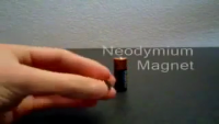 Homopolar Motor With Batteries