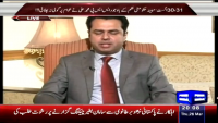 On The Front 26th March 2015 by Kamran Shahid on Thursday at Dunya News