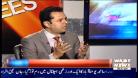 8PM With Fareeha Idrees 27th March 2015 by Fareeha Idrees on Friday at Waqt News