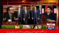 Live With Dr Shahid Masood 29th March 2015 on Sunday at News One TV