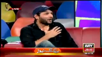 Shahid Afridi Answer On His Second Marriage