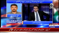 Islamabad Tonight 31st March 2015 by Rehman Azhar on Tuesday at Ajj News TV