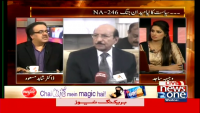 Live With Dr Shahid Masood 1st April 2015 on Wednesday at News One TV