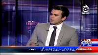 Islamabad Tonight 1st April 2015 by Rehman Azhar on Wednesday at Ajj News TV