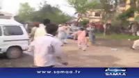 Gujranwala Women Beat Cop