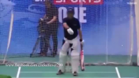 Wasim Akram Bowling After 10 Years With Batsmen Nasir Hussain