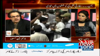 Live With Dr Shahid Masood 9th April 2015 on Thursday at News One TV