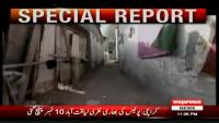 Shabir Tou Dekhe Ga 10th April 2015 by Ali Rizvi on Friday at Express News