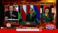 Live With Dr Shahid Masood 12th April 2015 on Sunday at News One TV