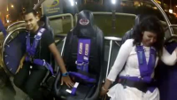Funny People On Horrible Ride