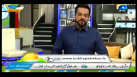 Subh e Pakistan with Dr Aamir Liaquat Hussain 13th April 2015