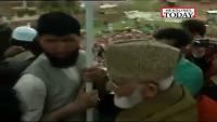 Musarat Alam Chanting Meri Jaan Pakistan Infront Of Indian Media