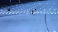 Swiper Road Accident