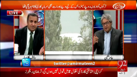 Muqabil 20th April 2015 by Rauf Klasra on Monday at 92 News HD