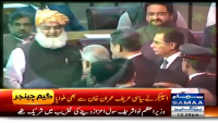 Chinese President Met Parliamentarians Including Imran Khan in National Assembly